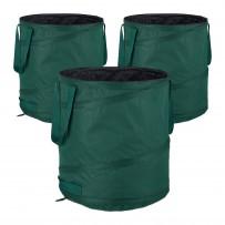Kvalitetna vreča za listje ali plevel 85 l, set 3 kos
