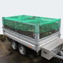 Zaščitna mreža za tovor, raztegljiva do 3 x 6  m