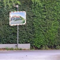 CESTNO OGLEDALO PREMER PRAVOKOTNO 60 x 80 cm