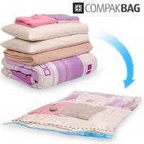 Komplet 3 vakumskih vrečk za shranjevanje oblačil