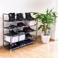 Regal za čevlje, 20 ali 50 parov
